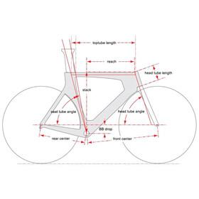 Cervelo P3 Ultegra - Vélo de triathlon - vert/noir